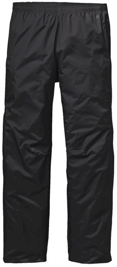 Patagonia Men's Torrentshell Pant Waterproof Over Trousers, S Black