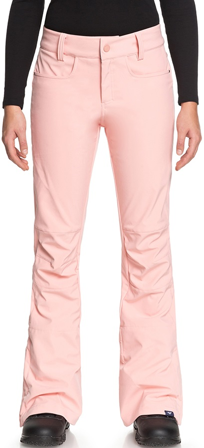 Roxy Creek Women's Snowboard/Ski Pants, M Coral Cloud