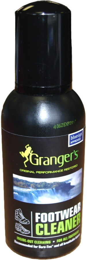 Grangers Footwear Cleaner Footwear Cleaner, 150ml