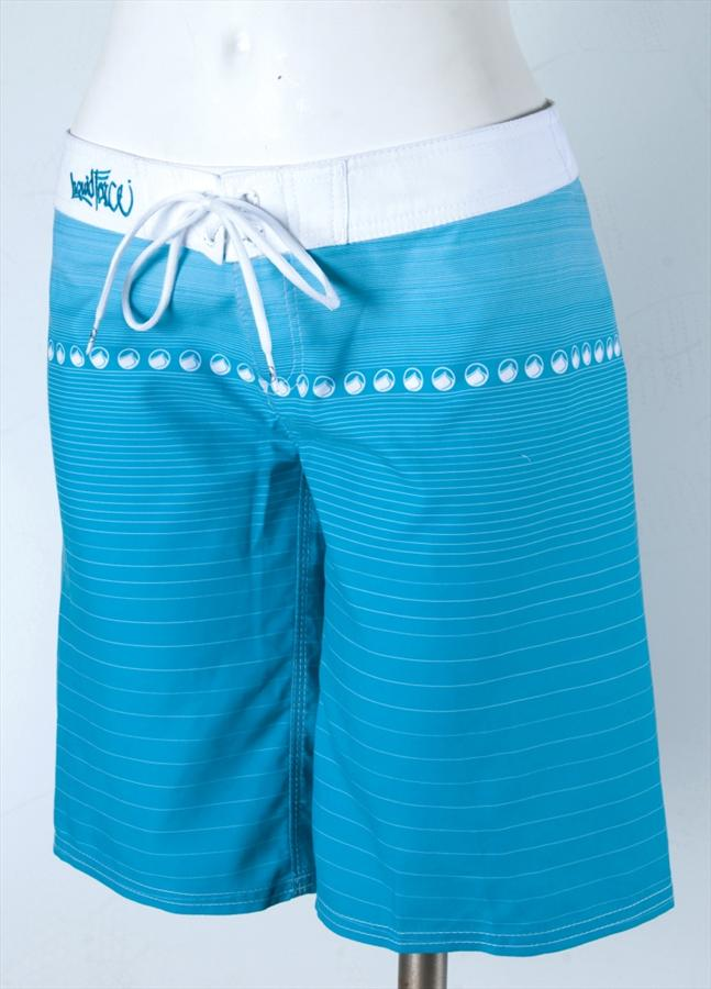 Liquid Force Slate Board Shorts, UK 10-12 US 6-8 Eur 38-40 Turquoise