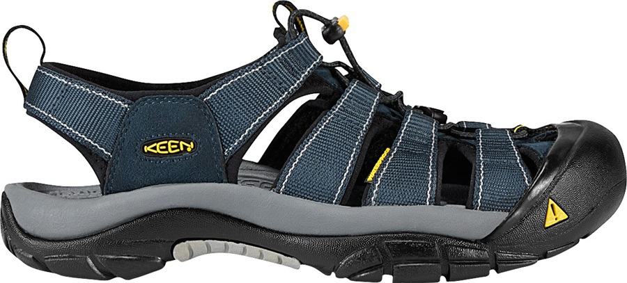 Keen Newport H2 Walking Sandals UK 7 Navy/Medium Grey
