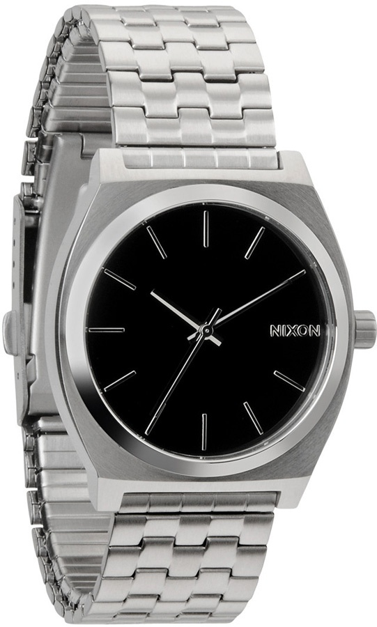 Nixon Time Teller Men's Watch, Black