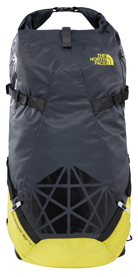 The North Face Shadow 30+10 Mountaineering Pack, S/M Asphalt Grey