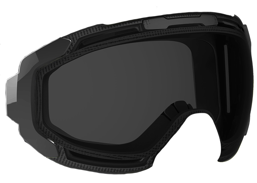 Bern Jackson Ski/Snowboard Goggles Spare Lens, One Size, Grey