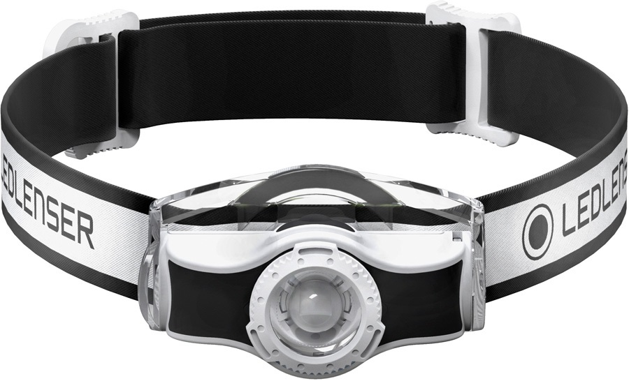 Led Lenser MH5 Headlamp Rechargeable Led Head Torch, 400 Lumens White