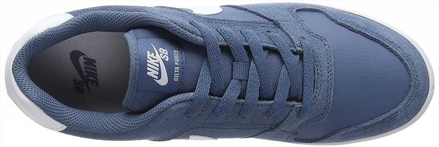 the best attitude 45b0c be3cd Nike SB Zoom Delta Force Vulc Men s Skate Shoes, UK 10 Thunderstorm. Zoom