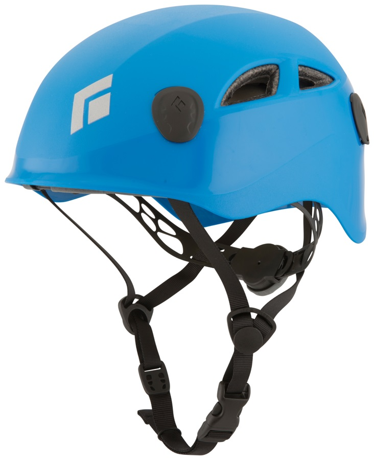 Black Diamond Half Dome Rock Climbing Helmet S/M Ultra Blue