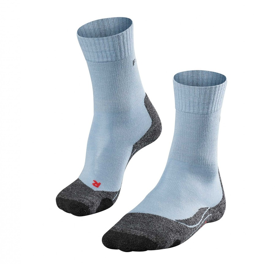 Falke TK2 Women's Hiking/Walking Socks UK 2.5-3.5 Sky