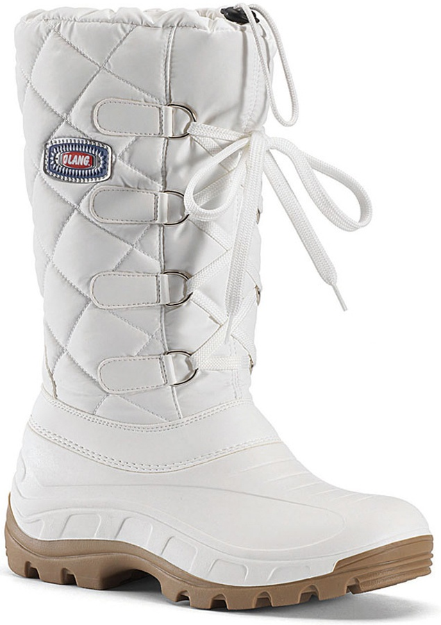 Olang Fantasy Women's Winter Snow Boots, UK 2.5/3.5, White