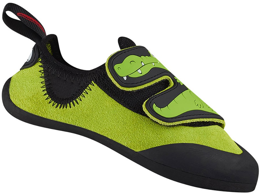 Red Chili Crocy II Kid's Rock Climbing Shoe, UK Kids 10.5-11.5