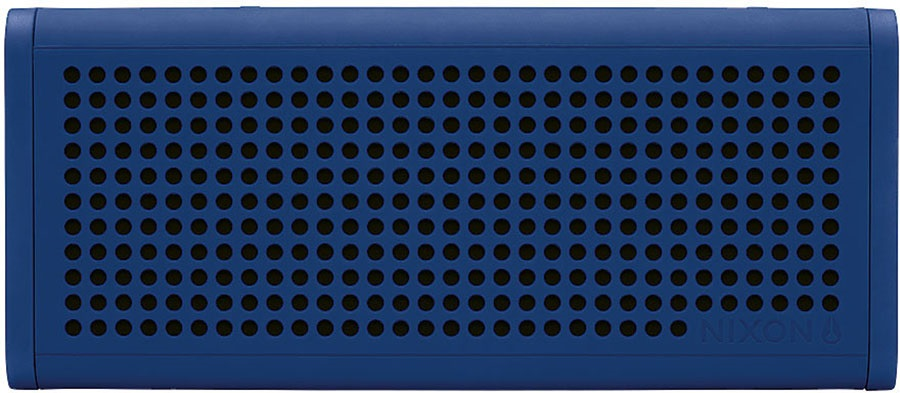 Nixon Blaster Pro Portable Bluetooth Speaker Royal Blue