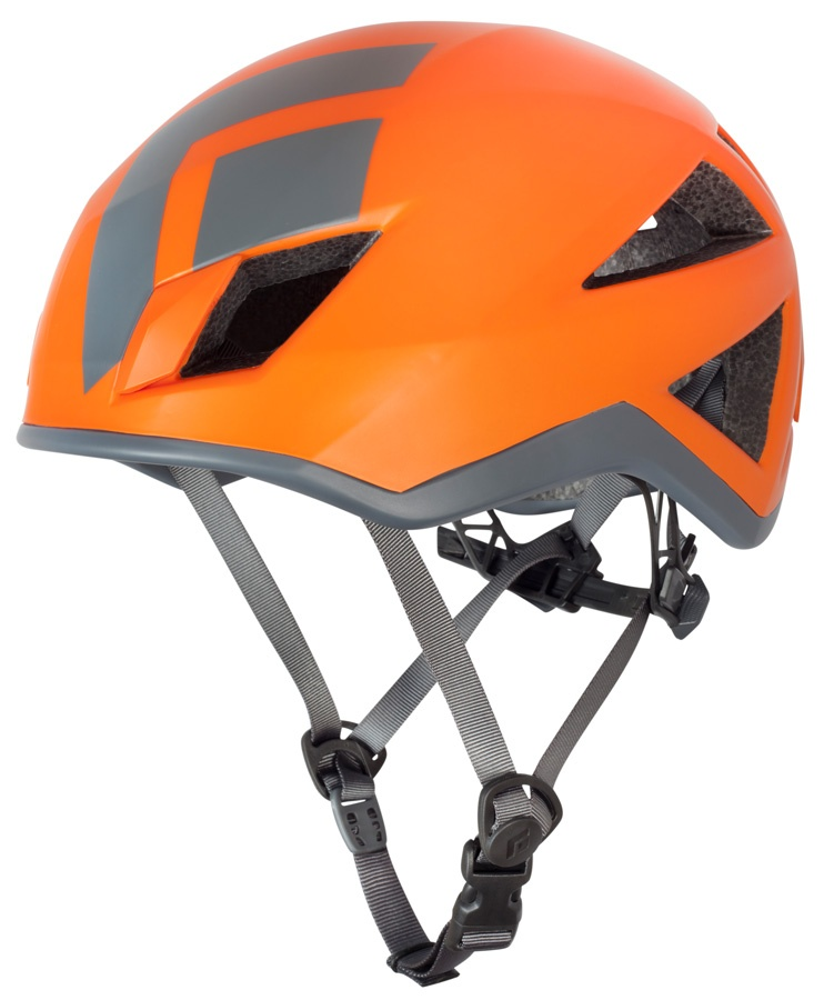 Black Diamond Vector Climbing Helmet S/M Orange/Grey  sc 1 st  Absolute Snow & Black Diamond Climbing Mountaineering Outdoor Gear | Skis Gloves Tents