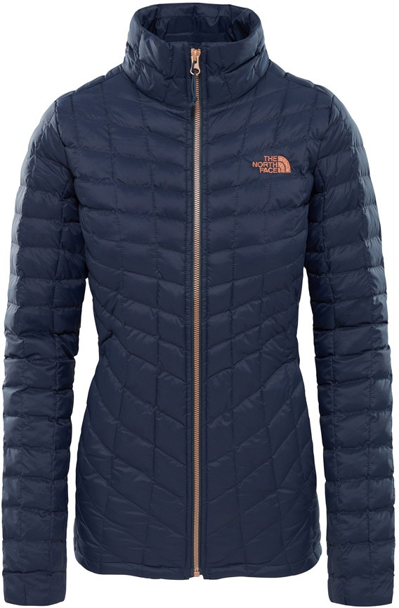 The North Face Womens Thermoball Full Zip, UK 8 Urban Navy