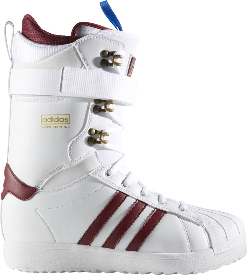 Adidas Superstar ADV Snowboard Boots, UK 11 2018