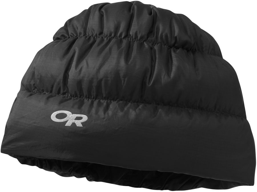 ac63eca9a77 Outdoor Research Transcendent Down Beanie 650 Fil Insulated Hat