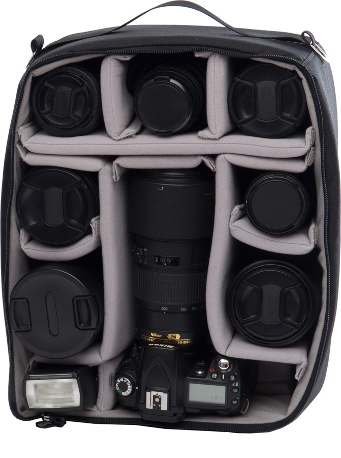 NYA-EVO Removable Camera Insert RCI Case, Small
