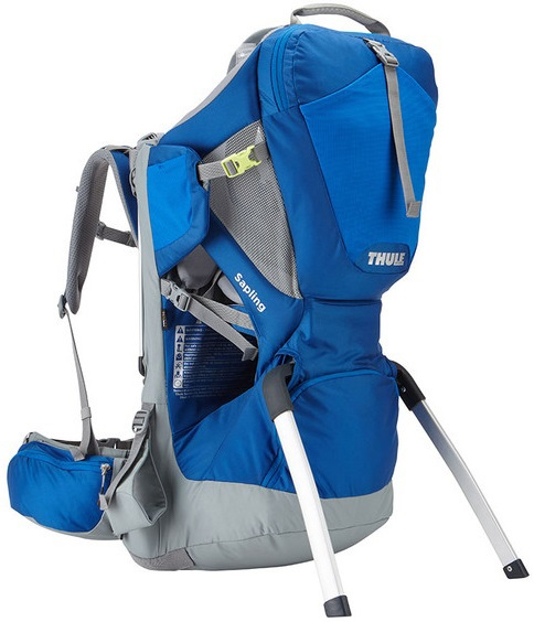 Thule Sapling Child Carrier Backpack One Size Slate/Cobalt