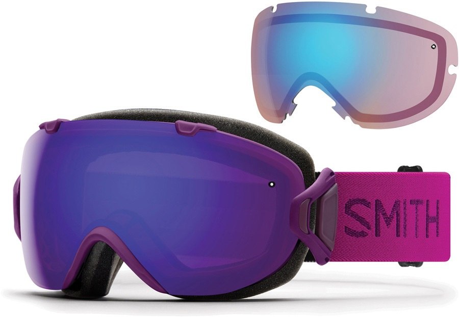 8fc9ed373d896 Smith I OS Everyday Violet Women s Snowboard Ski Goggles
