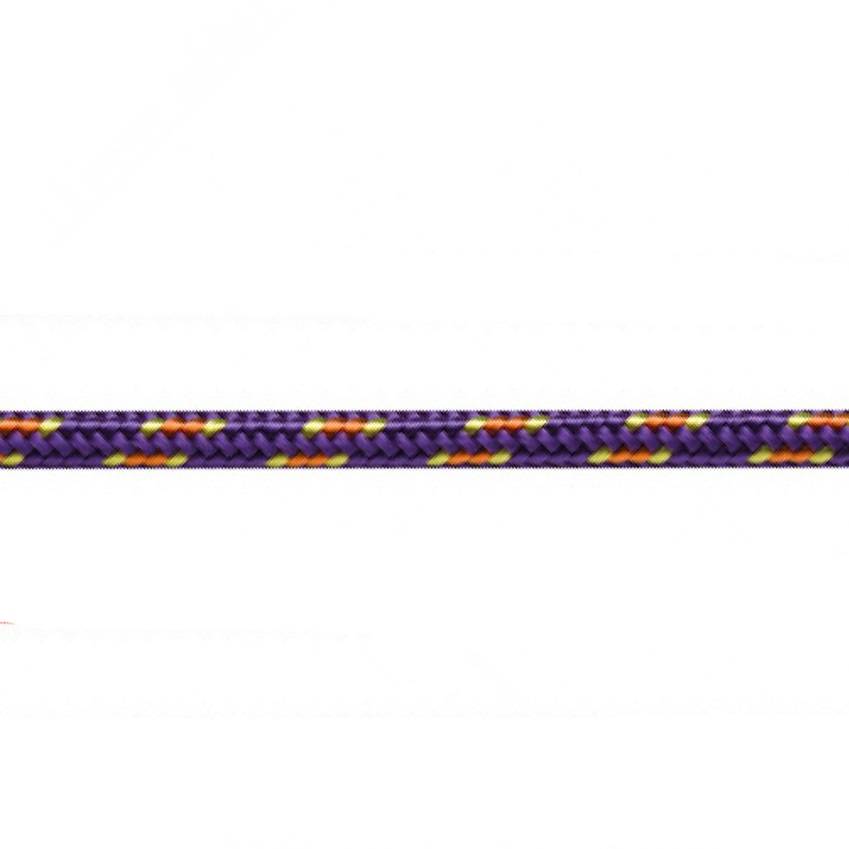 Beal 7mm Static Cordelette Rock Climbing Accessory Cord, 4m, Purple