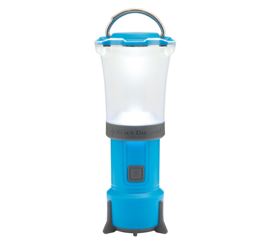 Black Diamond Orbit Lantern X Flashlight, Process Blue