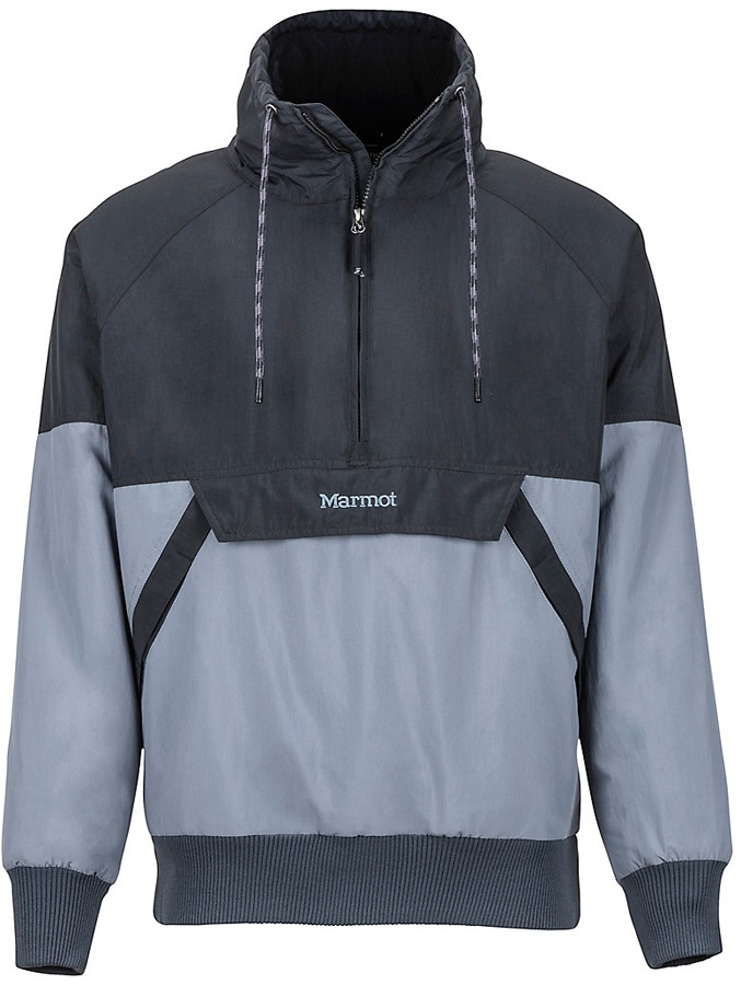 Marmot Lynx Insulated Anorak Water Resistant Hooded Jacket, L