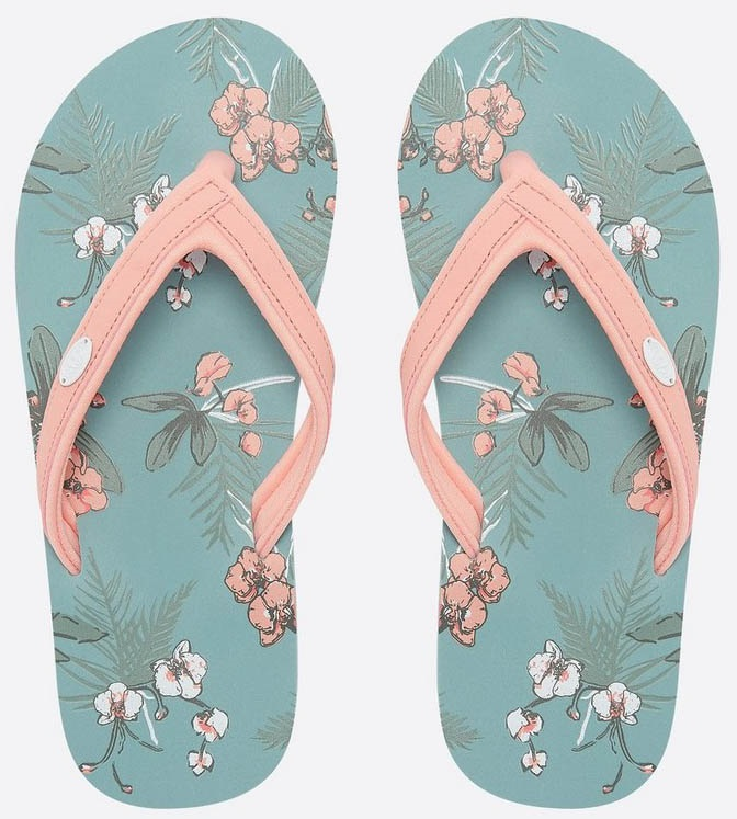 84347c26b6d2de Animal Swish Slim Aop Women s Flip Flops