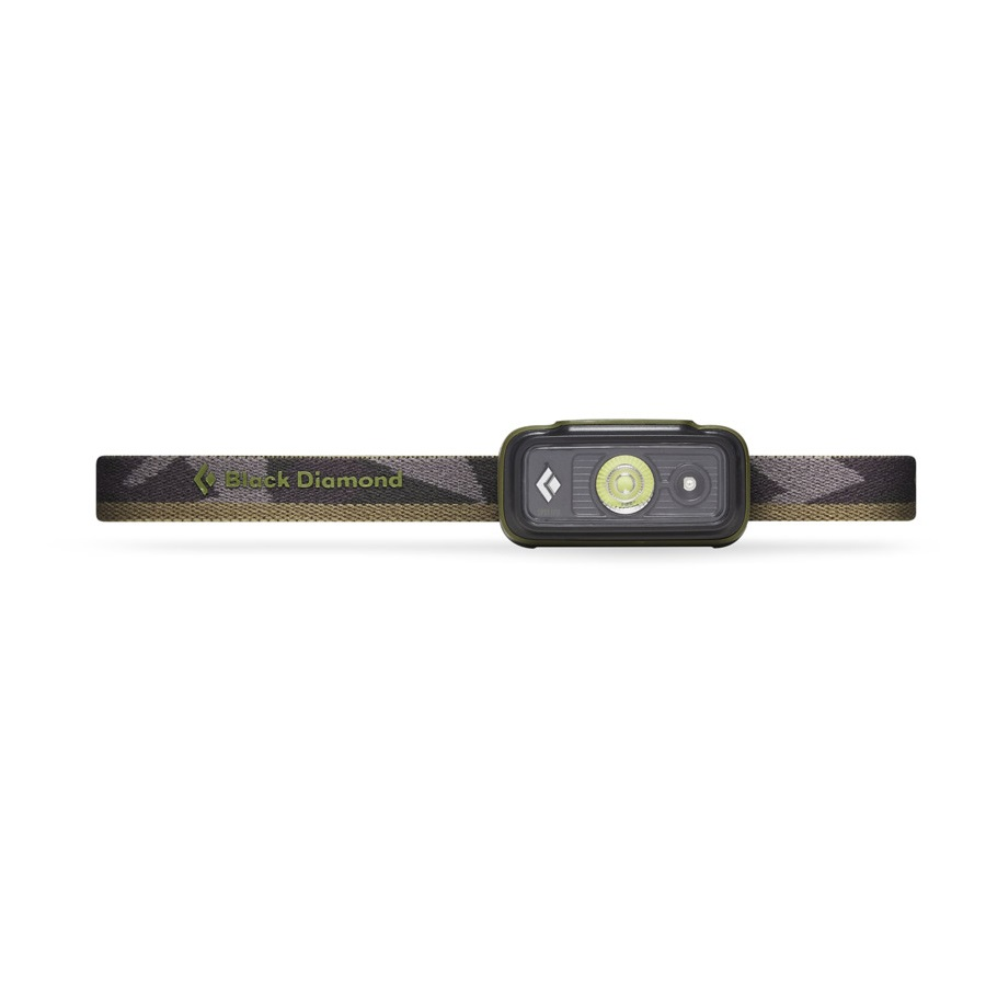 Black Diamond SpotLite 160 LED Headlamp, 160 Lumens Dark Olive