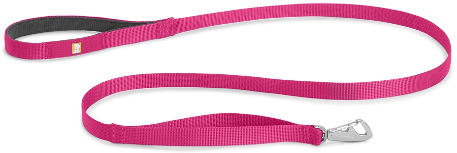Ruffwear Front Range Leash Dog Walking Lead, 1.5 Wild Berry