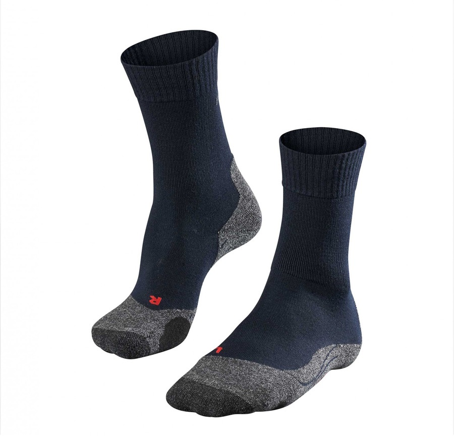 Falke TK2 Men's Hiking/Walking Socks UK 5.5-7.5 Marine