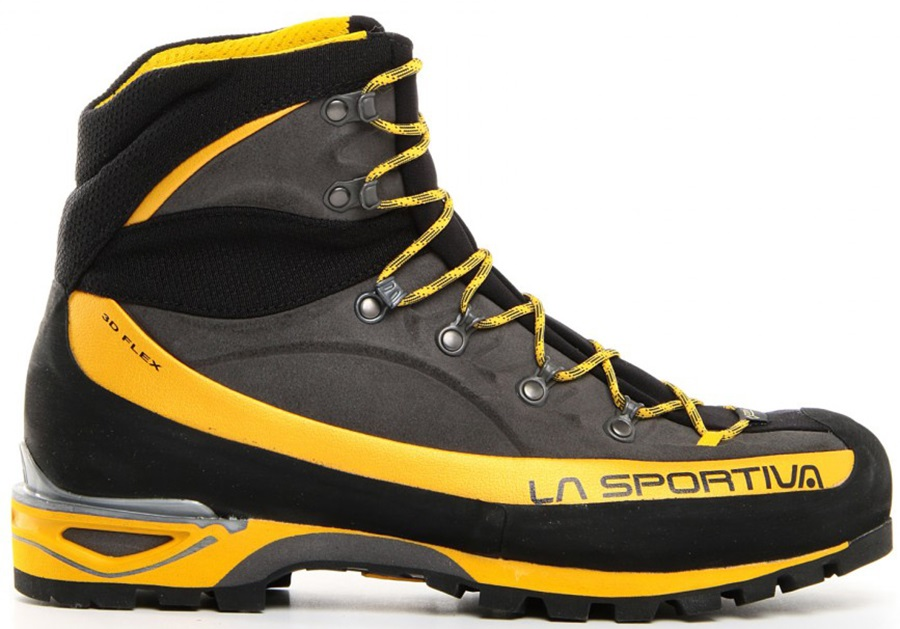 La Sportiva Trango Alp Evo Mountaineering Boot, UK 12.5 | EU 47.5 Grey