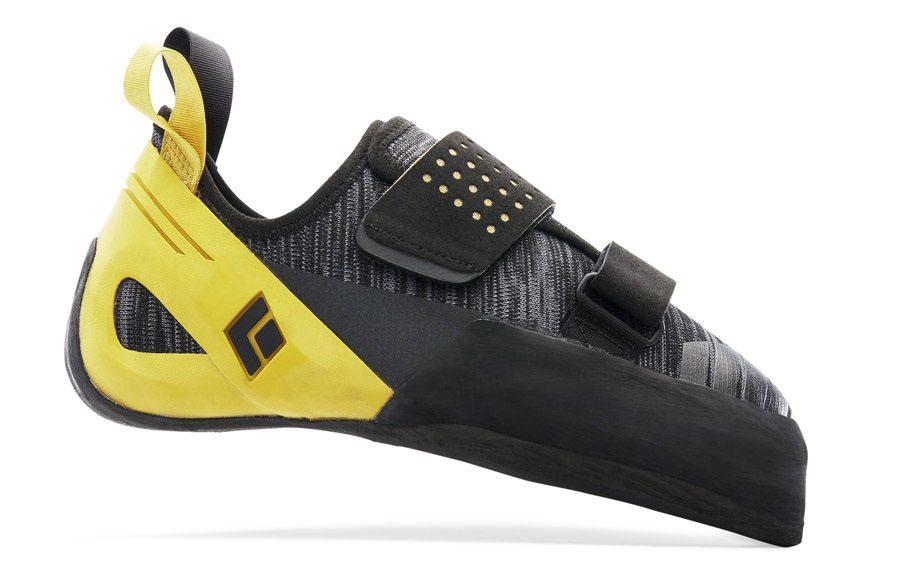 Black Diamond Adult Unisex Zone Rock Climbing Shoe, UK 8.5 Curry