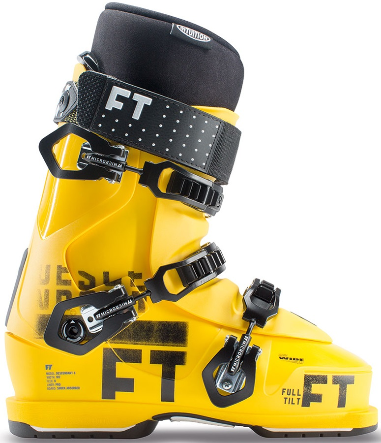 Full Tilt Descendant 8 Ski Boots, 25/25.5 2018