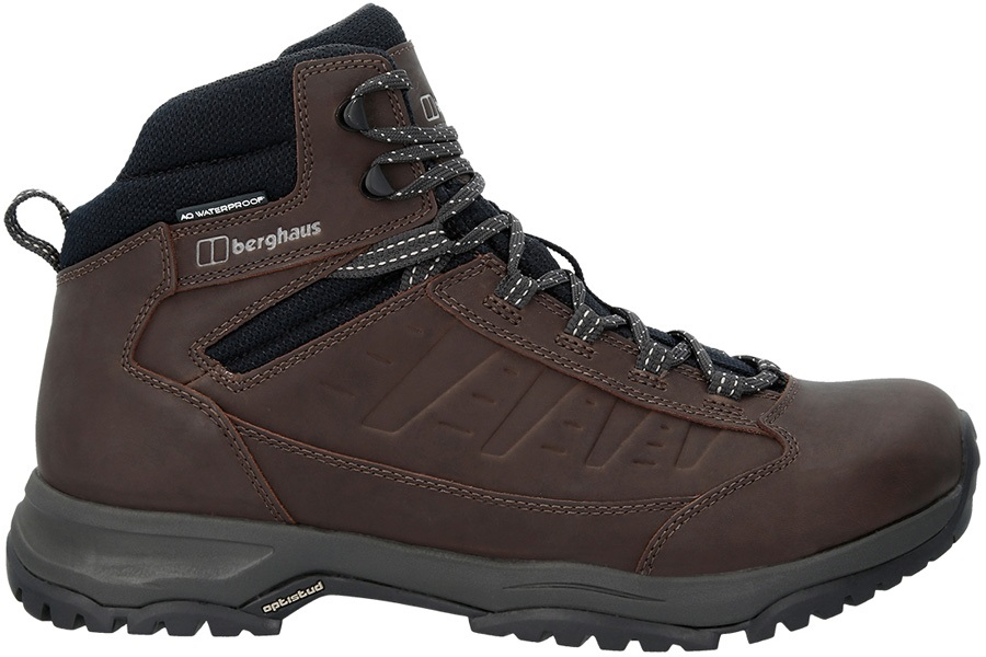 Berghaus Expeditor Ridge 2.0 Hiking Boots, UK 7 Black/Brown