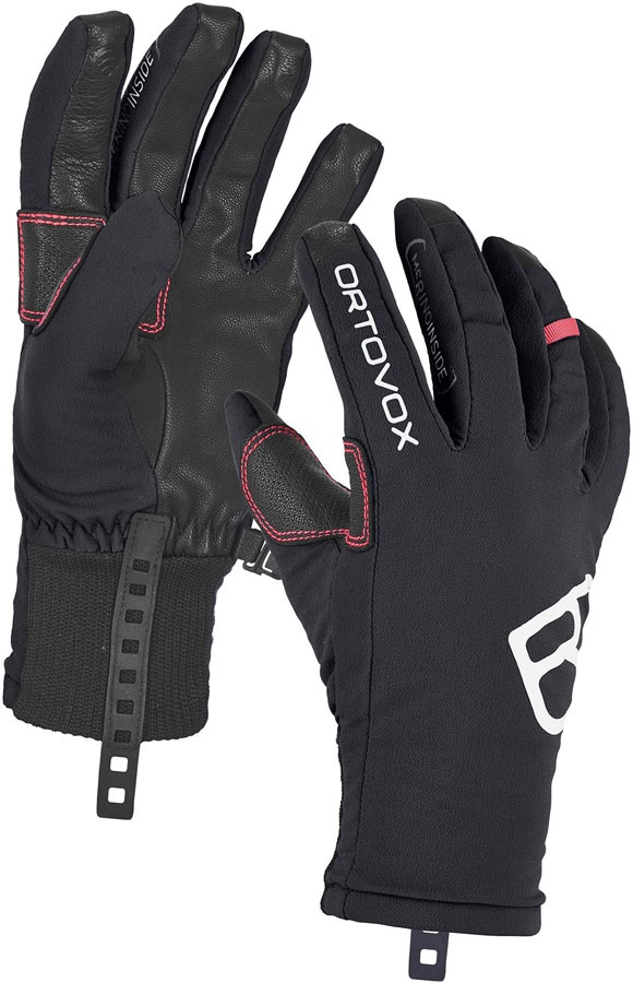Ortovox Womens Tour Glove W Merino Mountaineering Gloves S Black