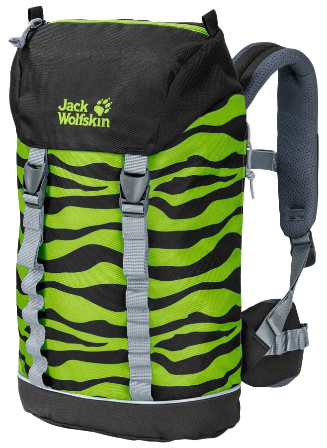 Jack Wolfskin Jungle Gym Kid's Backpack: 10L, Gorilla
