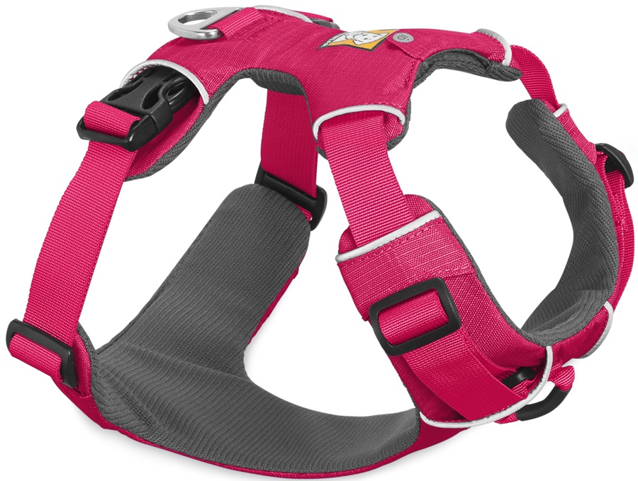Ruffwear Front Range Dog Walking Harness, L/XL Wild Berry