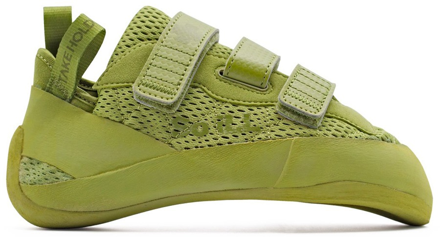 So iLL The Runner LV Rock Climbing Shoe: UK 5.5 | EU 39, Olive