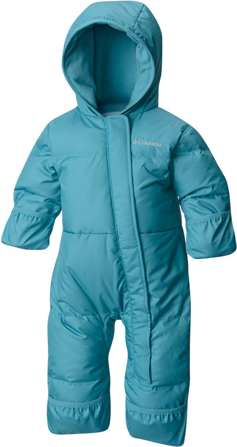 20aafd855 Columbia Snuggly Bunny Infant Snow Suit, 12-18 M Pacific Rim