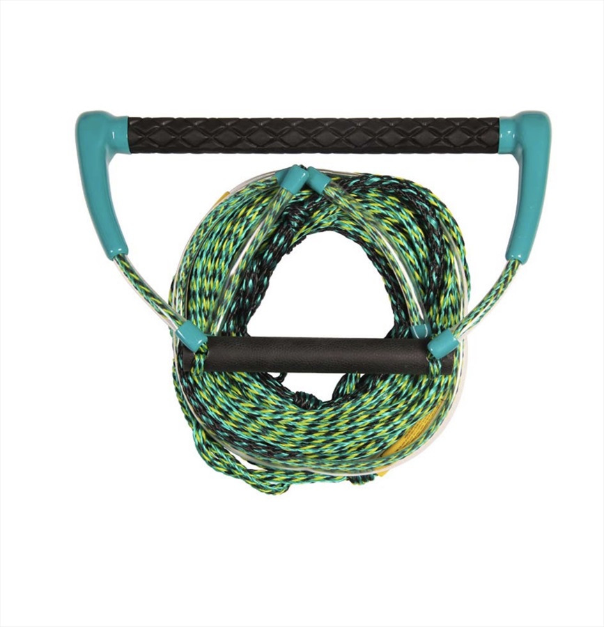 Jobe Omnia Tow Hook Handle Combo, 65' Green