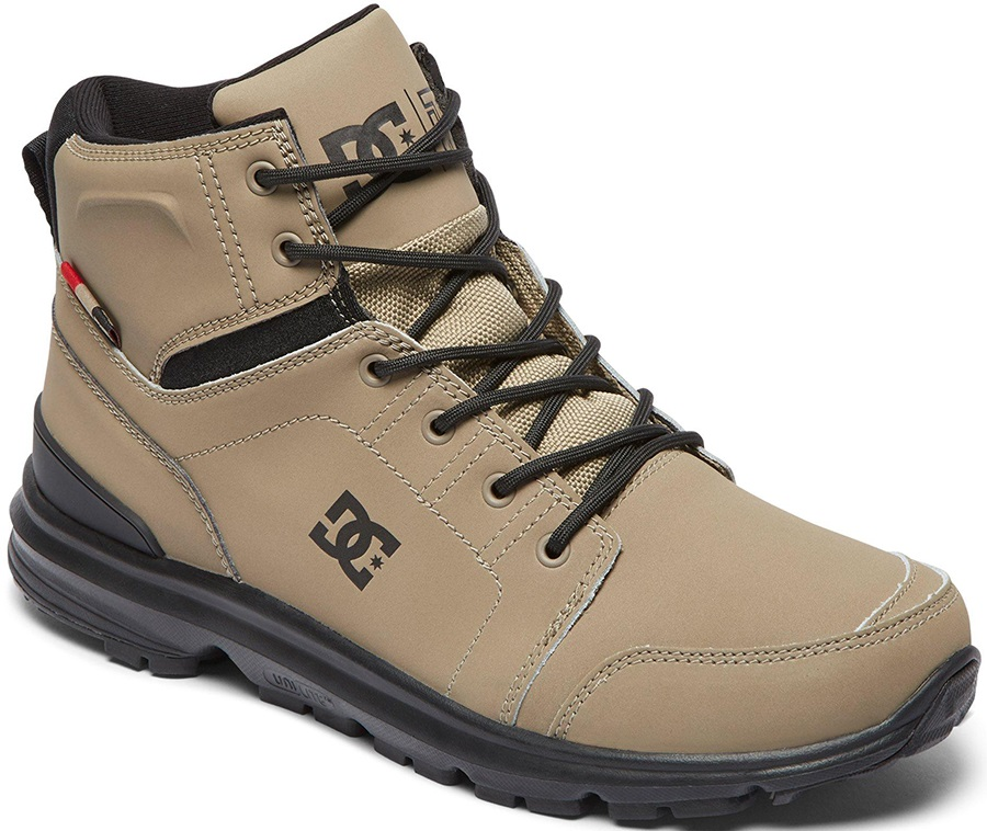 DC Torstein Men's Winter Boots, UK 8.5 Timber