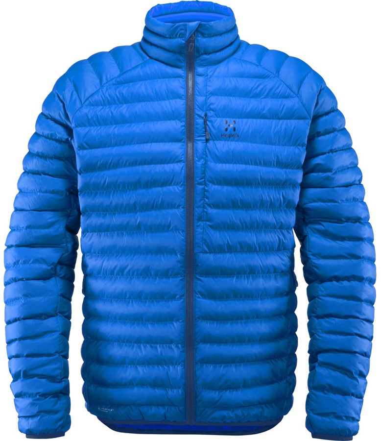 Haglofs Essens Mimic Recycled Insulated Jacket, S Cobalt/Tarn Blue