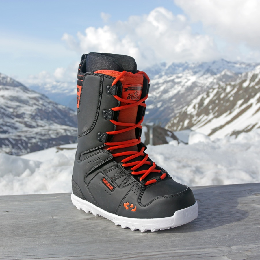 Thirtytwo Jp Walker Light Snowboard Boots Uk 6 0 Black 2014