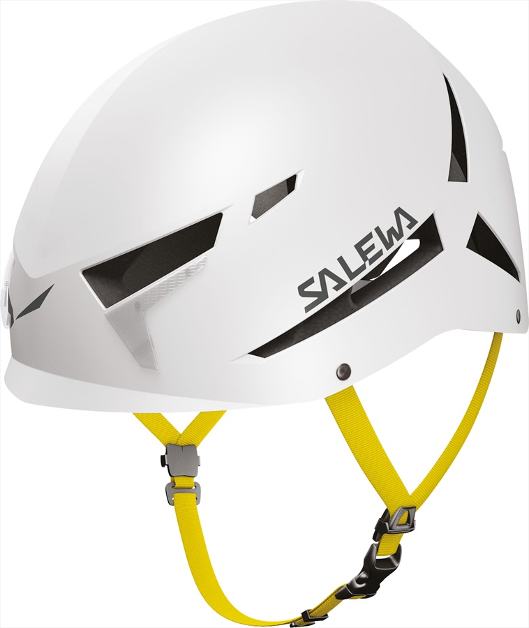 Salewa Vega Rock Climbing Helmet, L/XL, White
