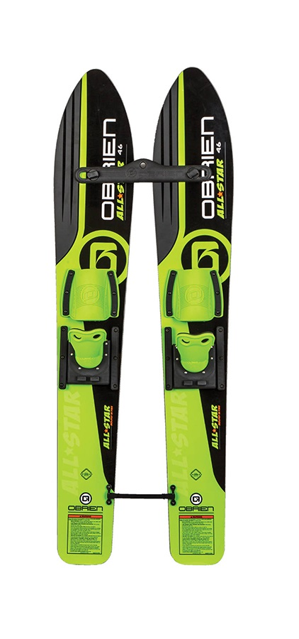 "O'Brien All Star Junior Waterski Combo, 46"" / 117cm Green 2019"