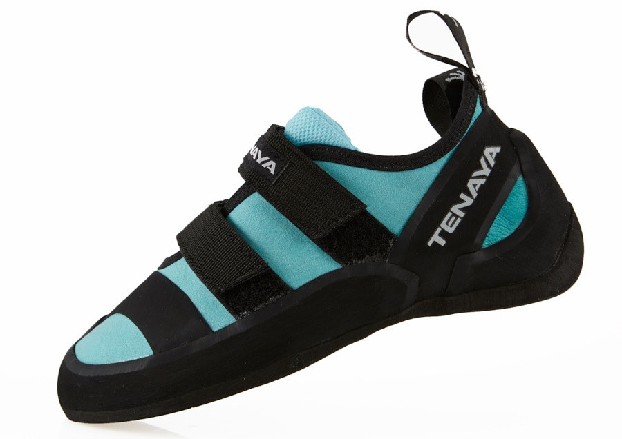 Tenaya Ra LV Rock Climbing Shoe: UK 3.5 | EU 36.2, Blue