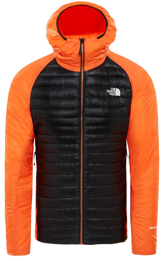 The North Face Verto Prima Hoodie Insulated Jacket - M, Persian Orange