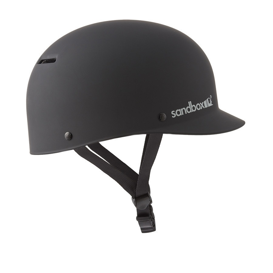 Sandbox Classic Low Rider Wakeboard Helmet, Large Black 2018