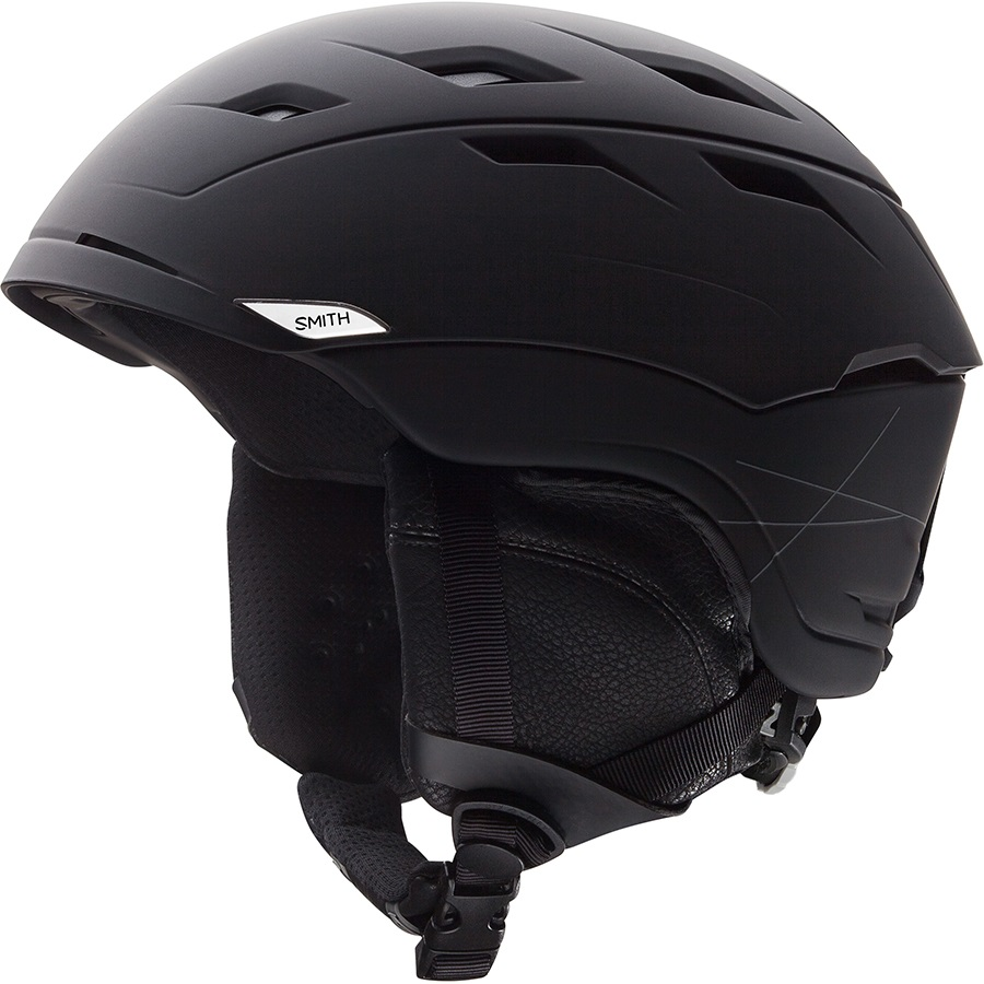 Smith Sequel Snowboard/Ski Helmet S Matte Black
