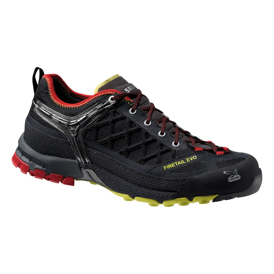 Salewa Firetail EVO Approach/Walking Shoes UK 13 Black/Citro