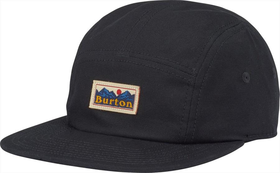 4f761c02c Burton Cordova 5 Panel, One Size True Black